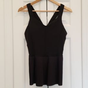 Lululemon Peplum Workout Top